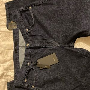 Men's Zara jeans from the sartorial collection